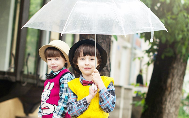 サステナブル傘